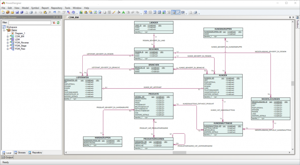 SAP Power Designer