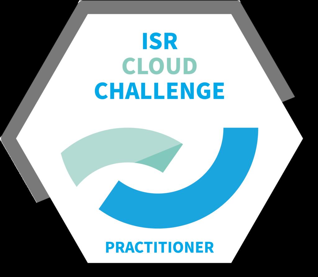 ISR Cloud Challenge Practitioner Badge