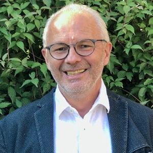 Rolf ist Mitglied des ISR Management